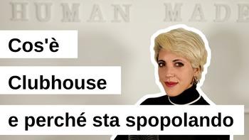 Clubhouse: perché spopola il social solo audio su invito?