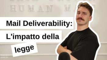 Email deliverability: l'impatto della legge