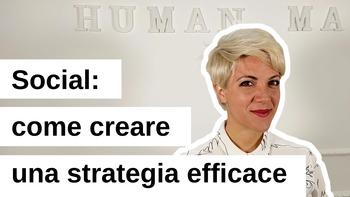 Realizzare una strategia social efficace